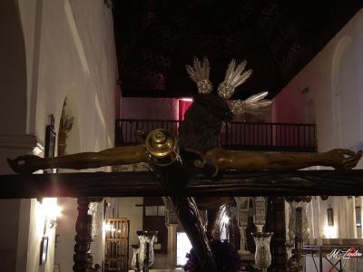 TONTOS  DE CAPIRUCHO. El Vía Crucis.